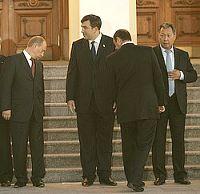 Саммит одного президента