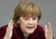 Меркель: Территориальная целостность Грузии не подлежит обсуждению!