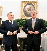 Назарбаев назван соучастником «Казахгейта»