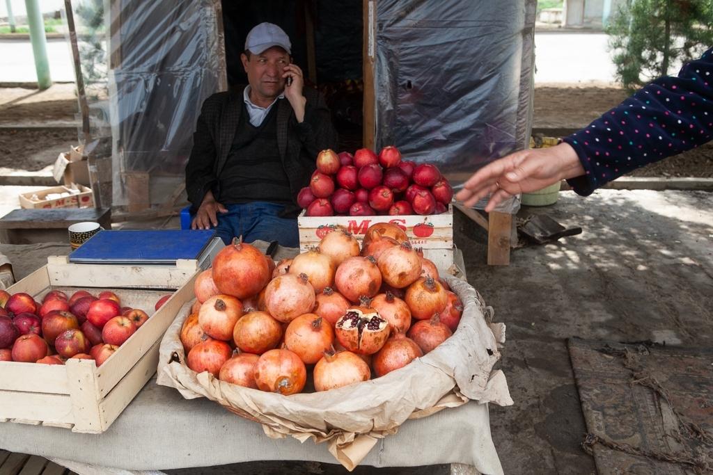 Судьба Узбекистана во многом уже связана с ЕАЭС. (Фото Дэвида Триллинга)