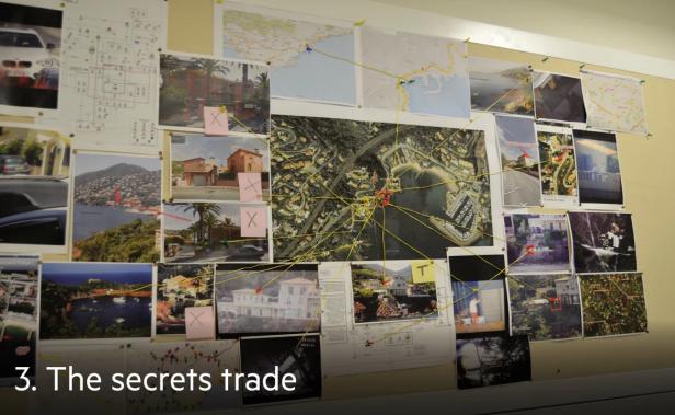 the secrets trade